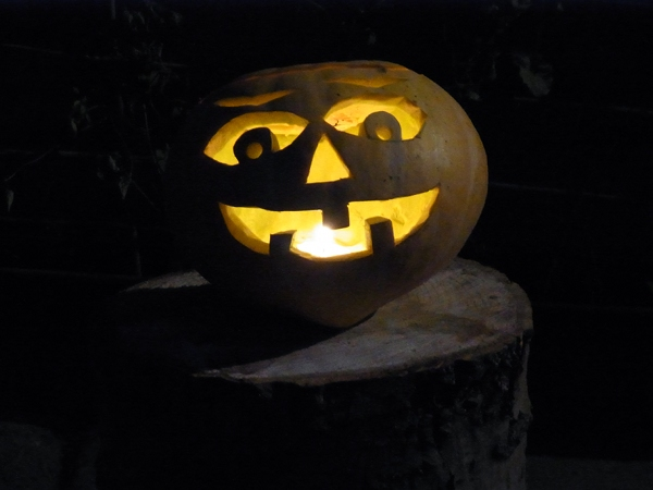 Smile Pumpkin